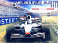 David Coulthard Melbourne-2003